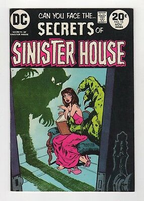 DC Comics Secrets of Sinister House Vol. 3 #15 Bronze Age