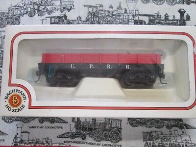2nd HO Scale Union Pacific Old Timer Gondola by Bachmann