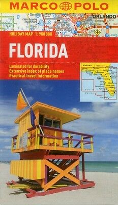 Florida Marco Polo Holiday Map (Marco Polo Holiday Maps) (Map), M. 9783829770231