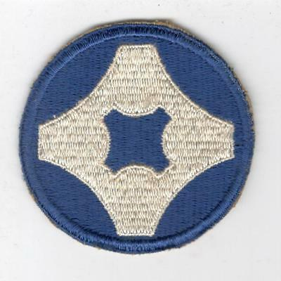 WW 2 US Army 4th Service Command Patch Inv# Y500
