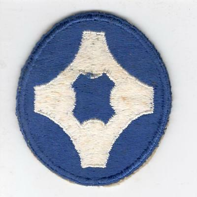 WW 2 US Army 4th Service Command Patch Inv# Y517