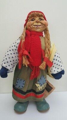 Paul Bonner Bebe Norway Doll - Troll / Elf Folklore - 30.5cm - 1ft tall