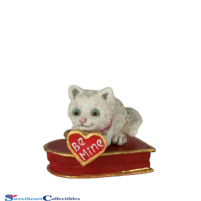 Wee Forest Folk Valentine Sweet Kitty A-47  Limited 2018