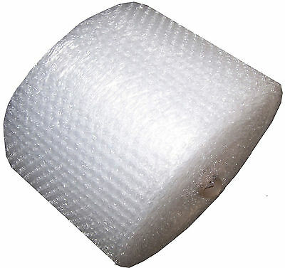 "MS Packaging LARGE BRANDED 12"" 300 mm 300mm x 50 M Bubble Wrap removals storage"