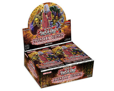 Yu-Gi-Oh Trading Card Game Ancient Millennium Booster Box New/Sealed