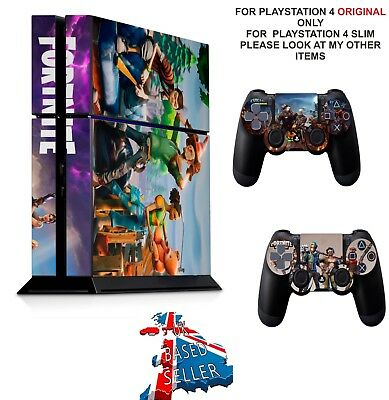 Fortnite Ps4 Skins Decals Playstation 4 Wrap Vinyl Stickers