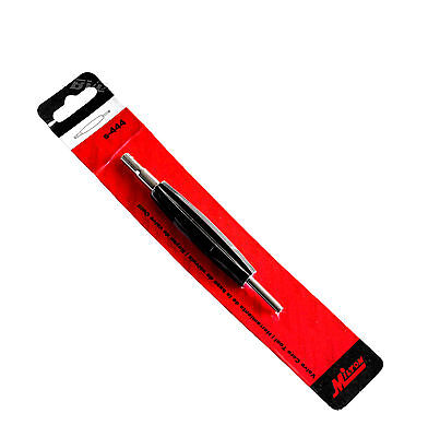 Tire Valve Core Remover - Tool for Large and Standard Size Schrader Valves Stems