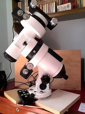 High Quality German Equatorial Mount - Very Accurate Goto - 100% Made In Italy