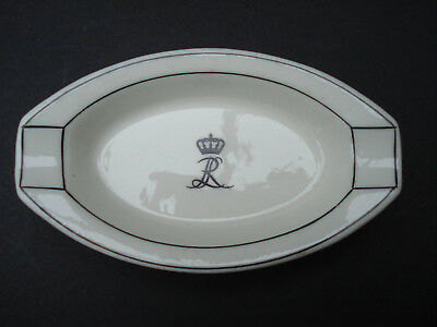 Vintage Royal Sphinx Tray With Royal Cypher