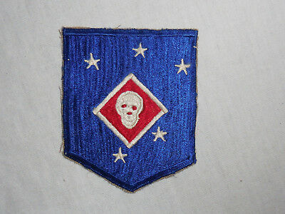 US MARINE CORPS WW2 1st M.A.C. RAIDERS SHOULDER PATCH