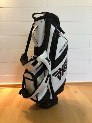 "PXG ""Black&White"" Golf Staff Standbag"