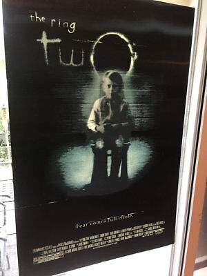 The Ring Two Lenticular 3D Original Single Sided Movie Poster 2005