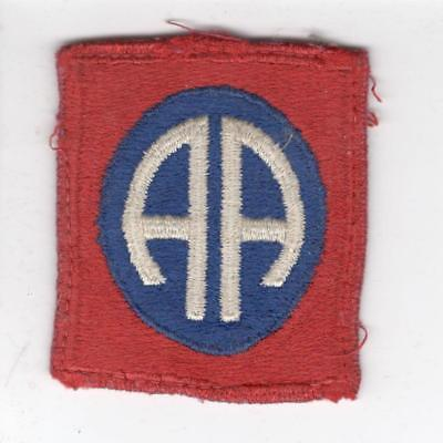 WW 2 82nd Airborne Division Patch Inv# B533