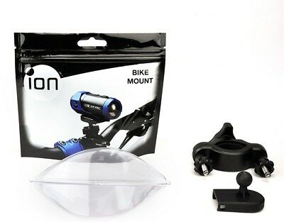 NEW!  iON Camera 5013 Bike Mount Pack (Black) Model 5013