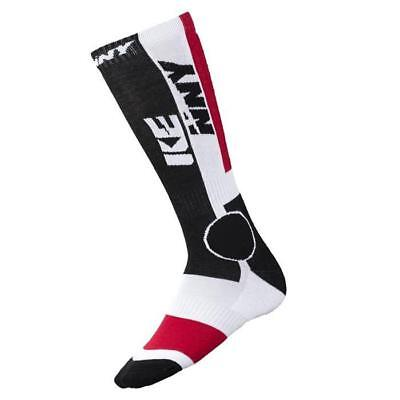 Kenny Tech Motocross Socks 2018 - Red Schwarz White Motocross Enduro MX Cross