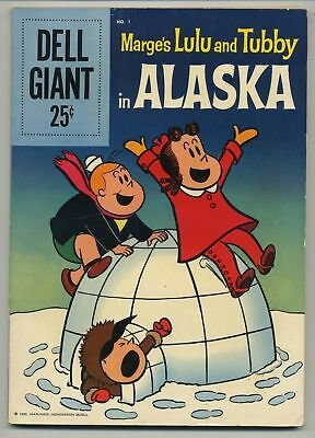 Marge's Lulu and Tubby in Alaska 1 First Issue Beauty