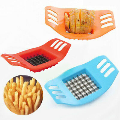 UN3F Brand New Stainless French Fry Cutter Potato Vegetable Slicer Chopper