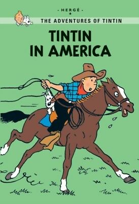 Tintin in America (Tintin Young Readers Series) (Paperback), Herg...
