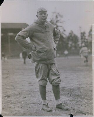 LG138 1920s Original Photo TUBBY GRAVES University Of Missouri Football Player
