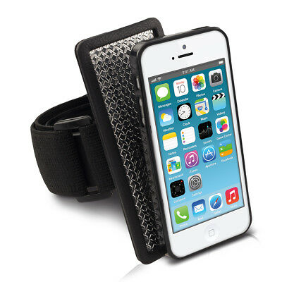 kwmobile SPORT ARMBAND FOR APPLE IPHONE SE 5 5S FITNESSBAND RUN SPORT BAG CASE