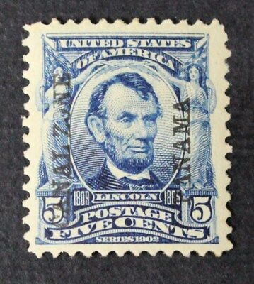 CKStamps: US Canal Zone Stamps Collection Scott#6 Unused H Appear Regum
