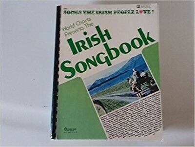 World Charts Presents the Irish Songbook, Charles Hansen, Good ,stain on cover o