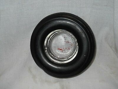 Vintage Tire ashtray Advertising has worn off