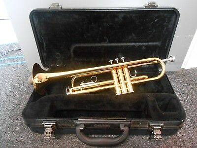 Yamaha Advantage Trumpet w/Case - Used - In Very Good Condition