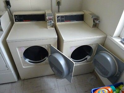 Dryer Speed Queen Commercial Dryer Coin Operated Lot TWO