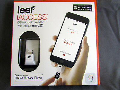 Leef Iaccess Ios Micro Sd Reader