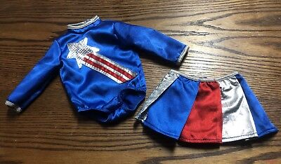 American Girl Doll Molly Miss Victory Outfit Set. Partial Not Complete
