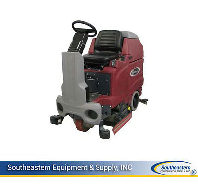 New Minuteman E Ride 32 Cylindrical Automatic Scrubber