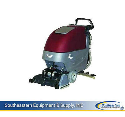 New Minuteman E20 Cylindrical Traction Drive Automatic Scrubber