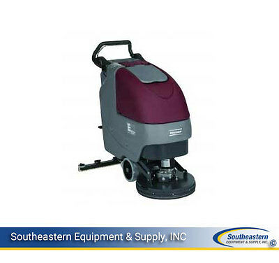 New Minuteman E17 Traction Drive Automatic Scrubber