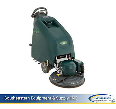 "Demo Nobles SpeedGleam 5 Battery Burnisher 20"" Traction Drive"