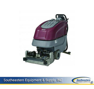 New Minuteman E24 Cylindrical Automatic Scrubber