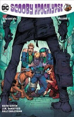Scooby Apocalypse Vol. 2 by Keith Giffen (Paperback, 2017)