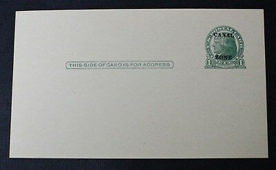 CKStamps: US Canal Zone Stamps Collection Scott#UX7 Unused NH NG