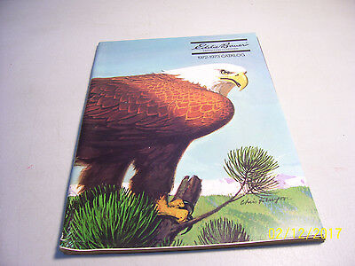 Rare Vintage Christmas 1972-1973 Eddie Bauer Expedition Outfitter Catalog