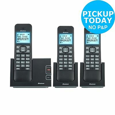 Binatone Cordless Telephone with Answer Machine - Triple