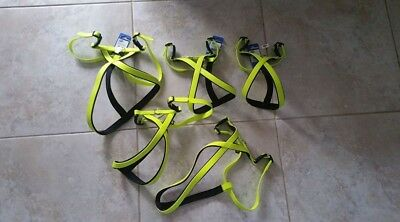5 x Trixie Safety Dog Harness Harnesses Wholesale Job Lot