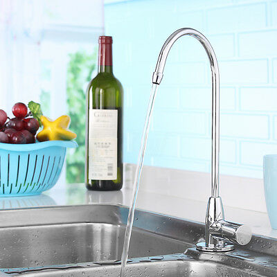 STAINLESS STEEL Plating Kitchen Faucet Tap Water Filter Purifier ...