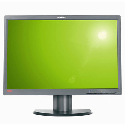 "Lenovo ThinkVision L2251p 22"" Monitor TFT LCD 1680 x 1050 5ms 1000:1 DisplayPort"