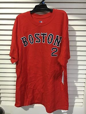 05fefb95 BASEBALL BOSTON RED Sox Womens Adult S Small White T-Shirt 106 with ...