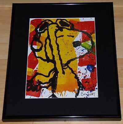 Tom Everhart Peanuts Snoopy Wwi Flying Ace To Remember Framed Print Schulz