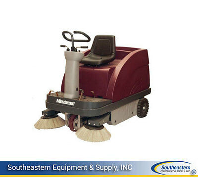 New Minuteman Kleen Sweep 47R Rider Sweeper