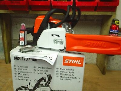 "Stihl Ms170 12"" Chainsaw (New)"