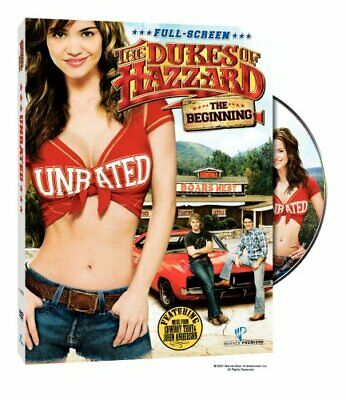 The Dukes of Hazzard: The Beginning (Unrated Full Screen Edition) [DVD] NEW!