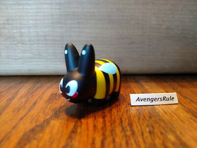 Labbit Insect Kingdom Mini Series KidRobot Kozik Bumble Bee 2/24