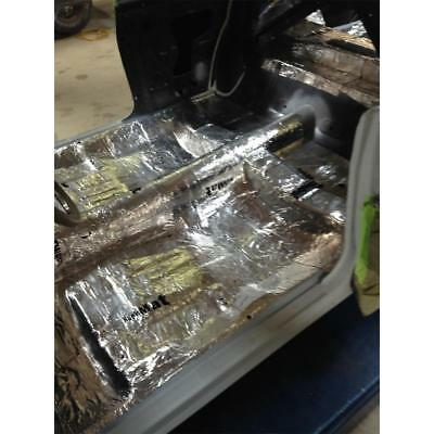 MG Midget - All Years Doors Hushmat 570403 Sound and Thermal Insulation Kit
